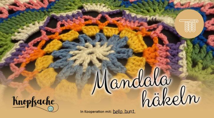 Mandala häkeln ‹ bellabunt